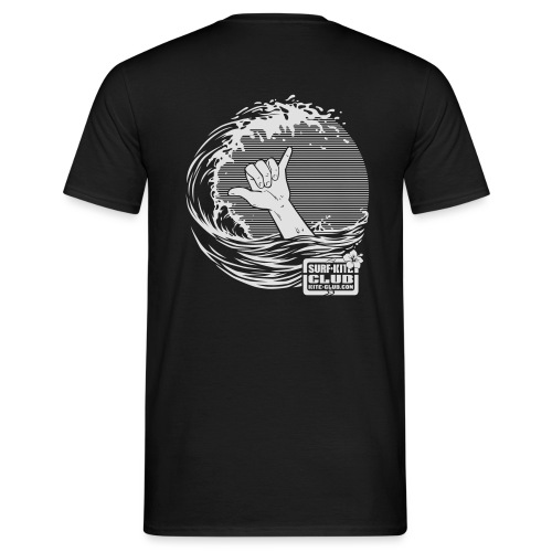 Shaka Hand - Männer T-Shirt