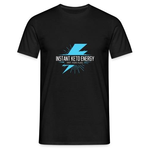 instantketoenergy - Männer T-Shirt