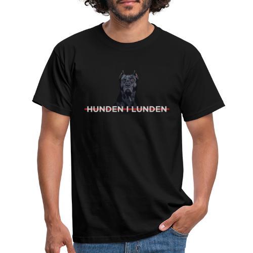 HUNDEN I LUNDEN - T-shirt herr