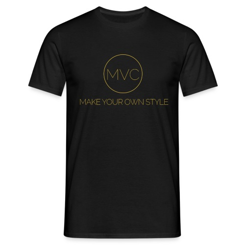 Text O Matic 2016 4 27 19 35 33 High 2 png - Mannen T-shirt