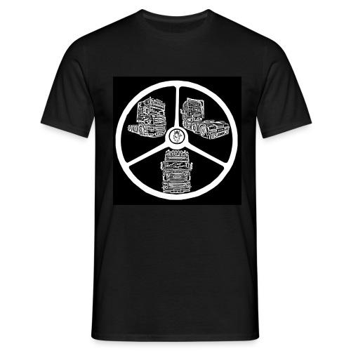 lenkrad - Männer T-Shirt