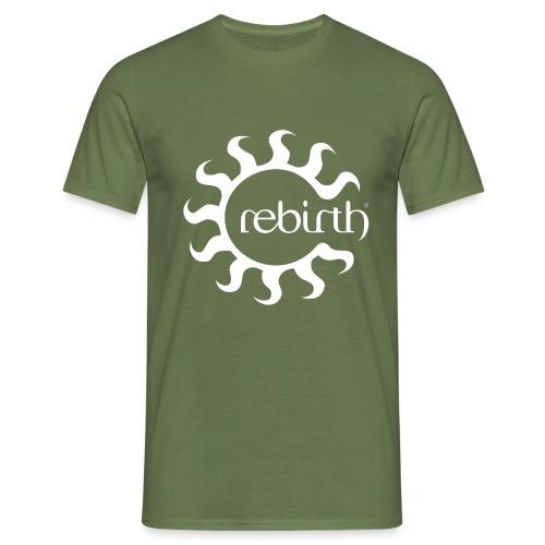 Rebirth Logo - Männer T-Shirt