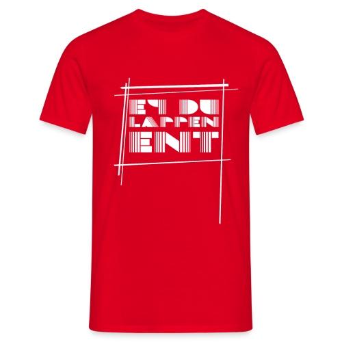 v4weiss - Männer T-Shirt
