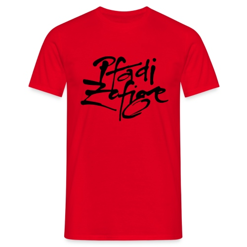 pfadi zofige - Männer T-Shirt