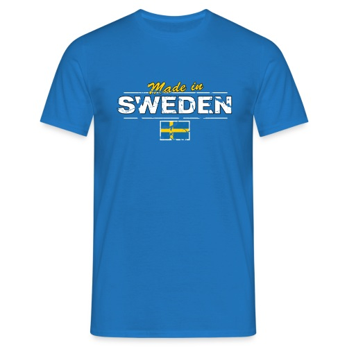 MADE IN SWEDEN - Men's T-Shirt