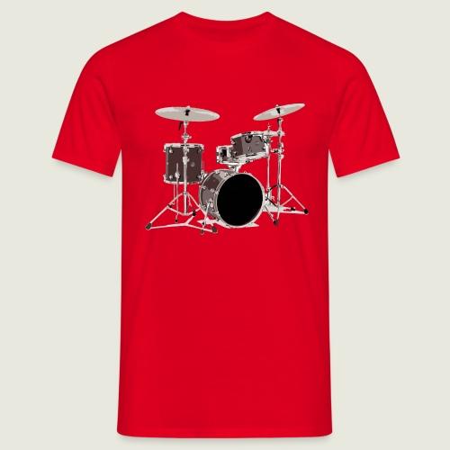 batteria - Maglietta da uomo