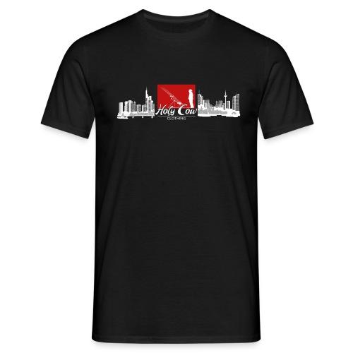 Logo Hinten HCC png - Männer T-Shirt