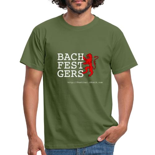 Bach Festival Gers - T-shirt Homme