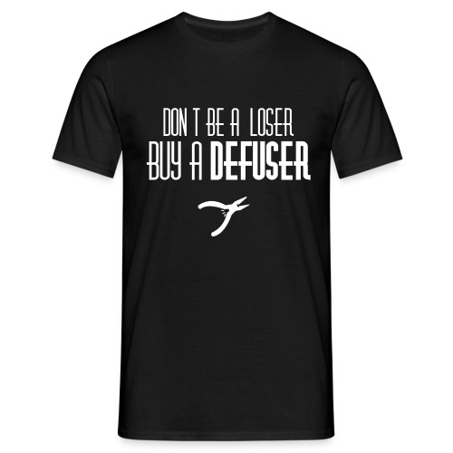 Don't Be a Loser - T-shirt herr