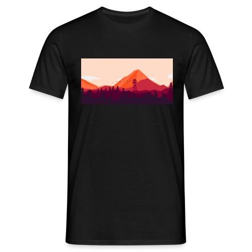 Forest Watch - Men's T-Shirt
