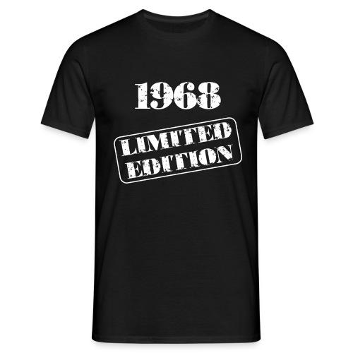 Limited Edition 1968 - Männer T-Shirt