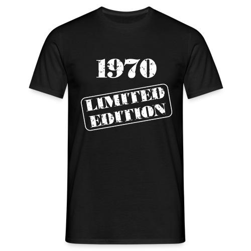 Limited Edition 1970 - Männer T-Shirt