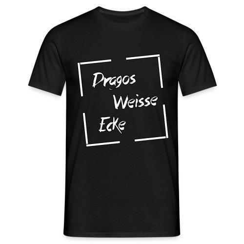 ECKE MIT DEAD ISLAND SCHIRFTR png - Männer T-Shirt