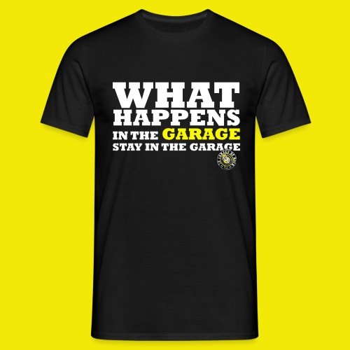 WHAT HAPPENS ! LIMITED EDITION - T-shirt Homme