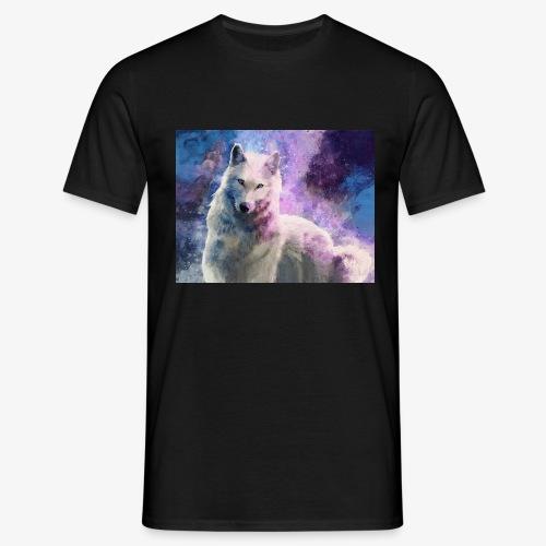 White Wolf - Miesten t-paita
