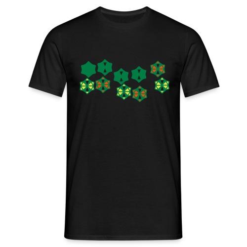 kerst - Mannen T-shirt