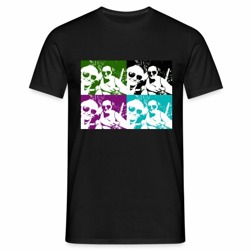 geil - Männer T-Shirt