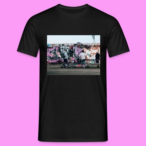 Gangs in Mauerpark - Camiseta hombre