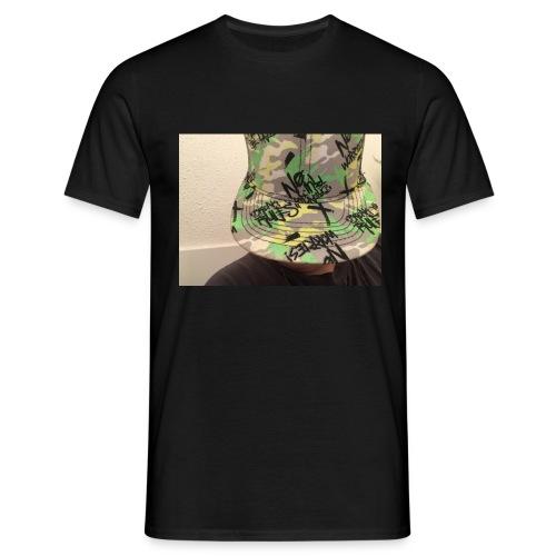 Geheimnisvoller junge - Männer T-Shirt