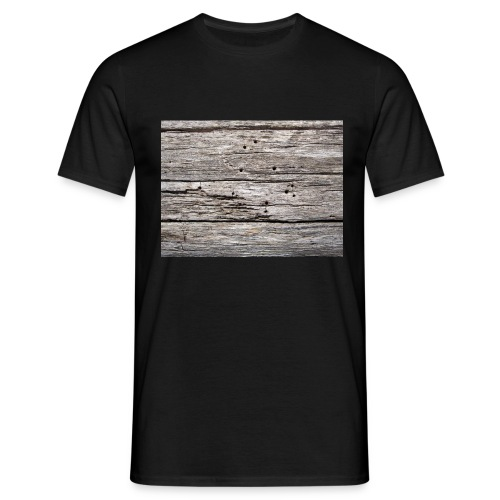 old wood - Men's T-Shirt