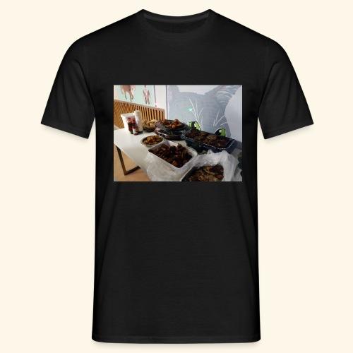 Party Menü - Männer T-Shirt