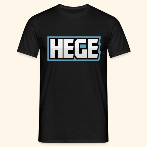 Hegeblau - Männer T-Shirt