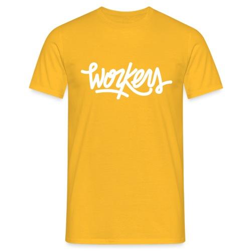 Logo WorkersBeats - T-shirt Homme