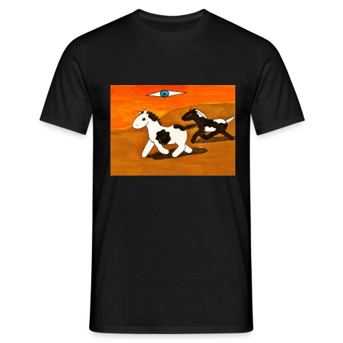 Hevoset - Miesten t-paita