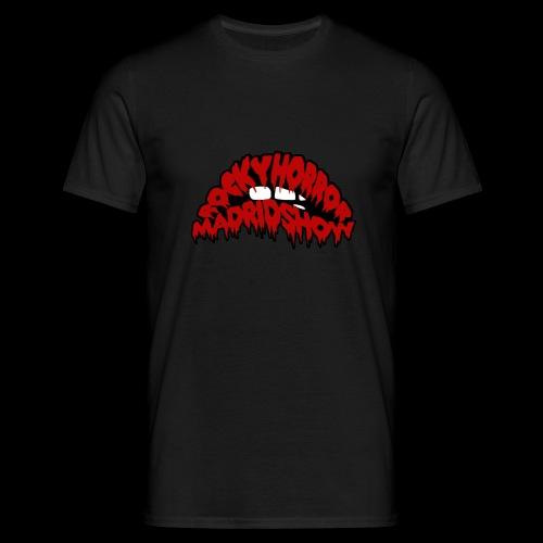 Logo Rocky Madrid - Camiseta hombre