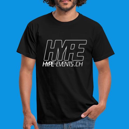 HYPEEVENTS - Männer T-Shirt