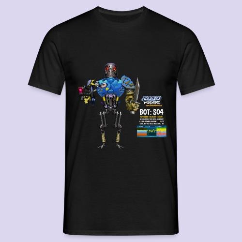 bot_pat - Männer T-Shirt