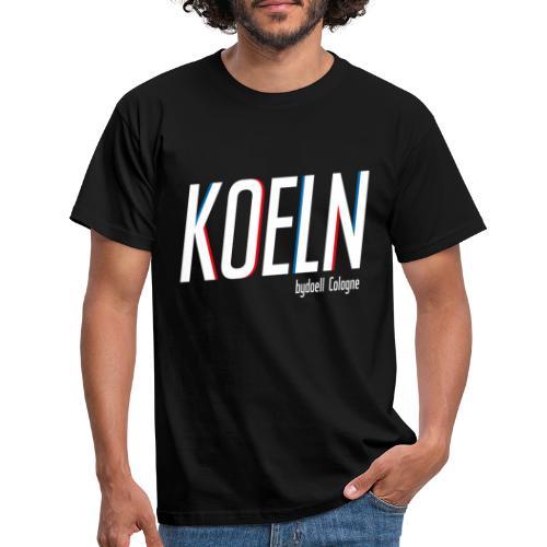 Koeln Basic - Männer T-Shirt