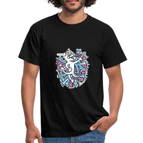 Crazy Dog - Men's T-Shirt