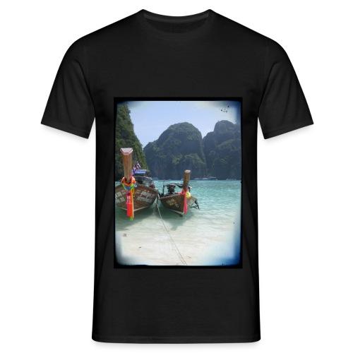 thai jpg - Mannen T-shirt