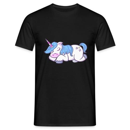 Koszulka jednorożec 15 - Koszulka męska
