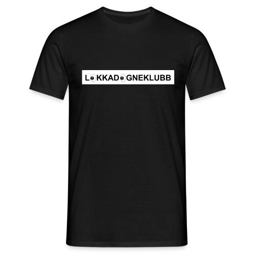 løkkaøyne - T-skjorte for menn