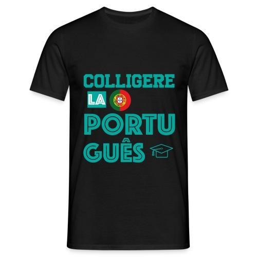 Colligere LA Português - T-skjorte for menn