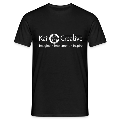 Classic Kai Creative Logo T-shirt - Men's T-Shirt