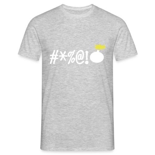 boos - Mannen T-shirt