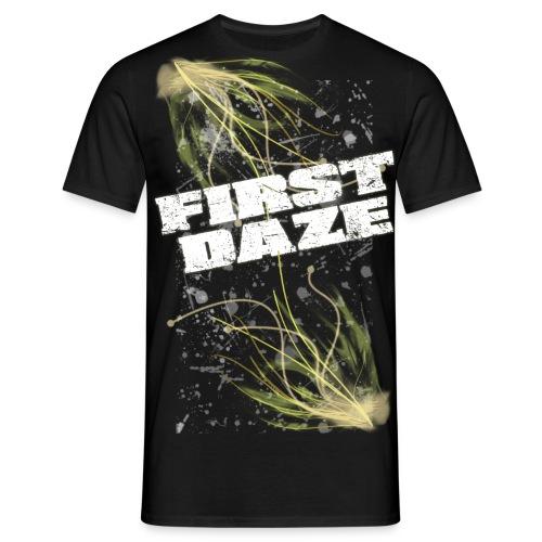 fire - Männer T-Shirt