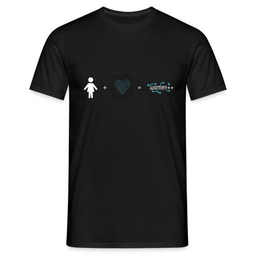 Women++ are made of <3 - T-shirt Homme