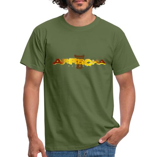 Arrecha Records - Men's T-Shirt