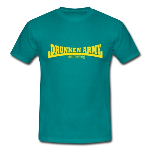 BDA Classic - Herre-T-shirt