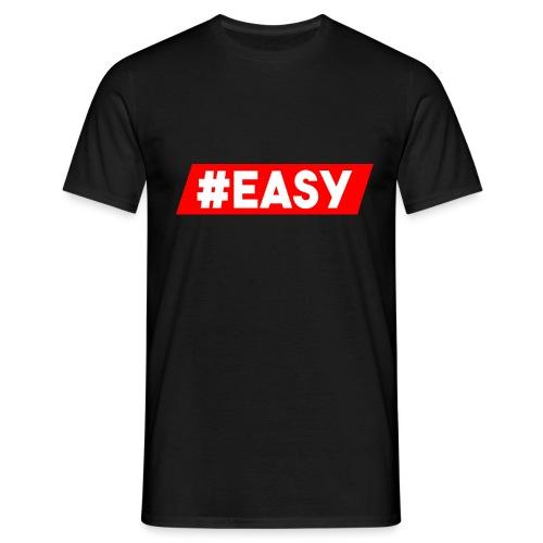 #EASY Classic Logo Snapback - Maglietta da uomo