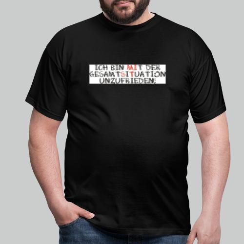 situation - Männer T-Shirt