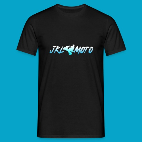 JKLMoto Aerox Black - T-shirt herr