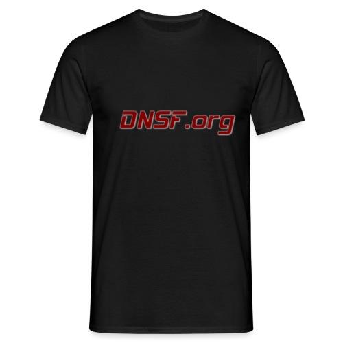 DNSF hotpäntsit - Miesten t-paita