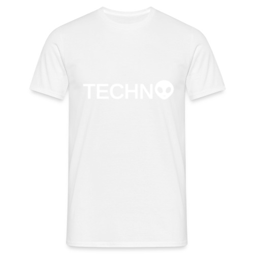 TECHNO3 - T-shirt herr