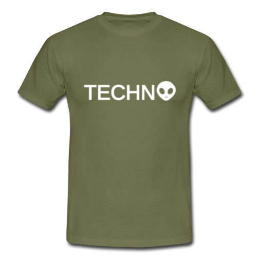 TECHNO3 - T-shirt herr