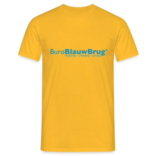 bbb_logo2015 - Men's T-Shirt